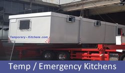 temp emergency kitchens
